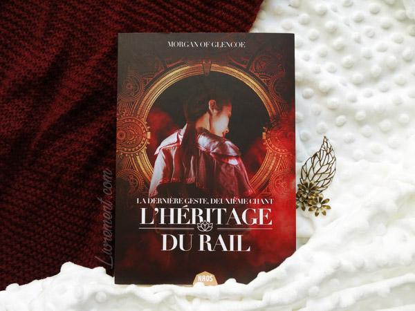 Mise en scène du roman L'héritage du rail de Morgan of Glencoe