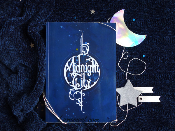 Mise en scène du roman Midnight City de Rozenn Illiano