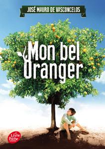 Couverture Mon bel oranger de José Mauro de Vasconcelos aux éditions Le livre de poche jeunesse