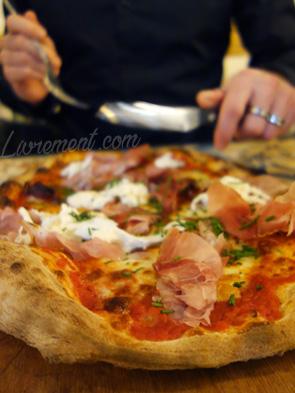 Pizza pour deux