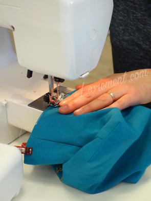 Atelier de couture avec Dodynette à Toulouse