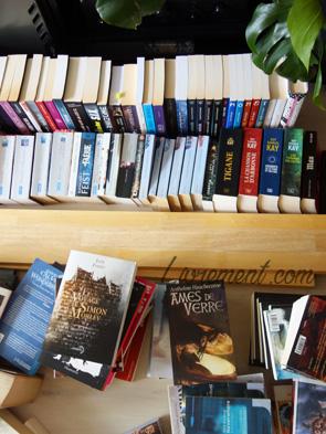 Bibliothèque déménagée en express pour dégât des eaux