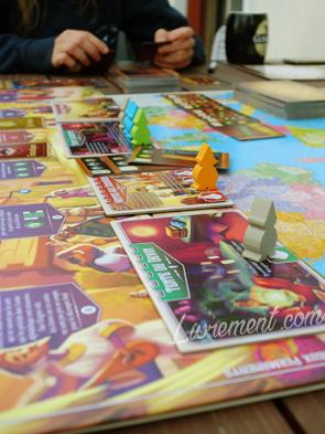 Focus sur les assistants du jeu de société Ex Libris