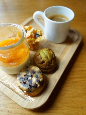 Café gourmand à Toulouse