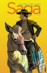 Couverture du tome 8 de Saga de Jeff Lemire et Fiona Staples