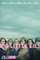 Affiche de la saison 2 de Big Little Lies