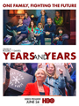 Affiche de la mini série Years and Years
