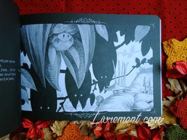 Sorcières et chauve-souris de The Little Witches Exodus de Xavier Collette