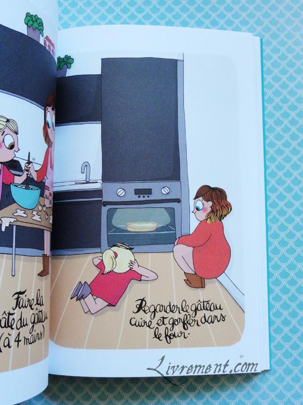 Page Regarder le gâteau cuire et gonfler dans le four de Tout plaquer et aller prendre un bain par Mathou