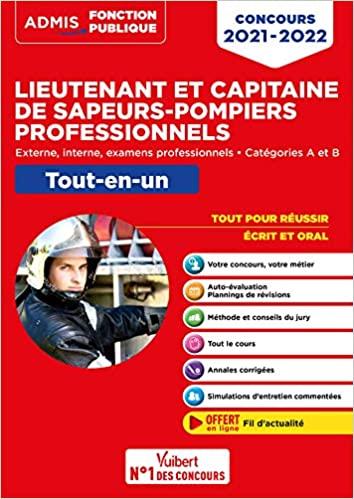 Concours Sapeur Pompier Professionnel 2020 : concours, sapeur, pompier, professionnel, Sapeur-pompier, Professionnel, Livres, Concours, Fonction, Publique, Librairie, Candidats