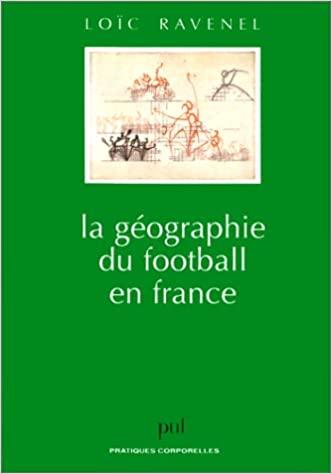 La géographie du football en France