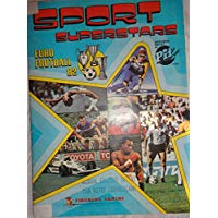 Album pour vignettes SPORT SUPERSTARS 1982