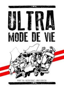 Ultra, mode de vie Couverture du livre