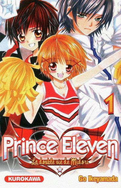 [Manga] Prince Eleven