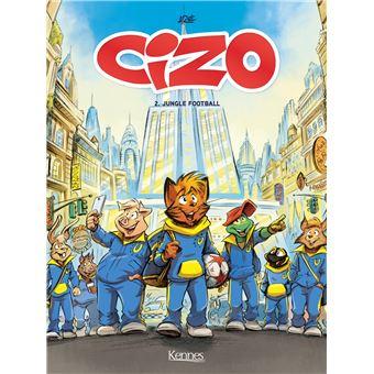 Cizo - Tome 2 - Jungle Football