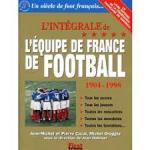 L'intégrale de l'équipe de France de football, 1904-1998