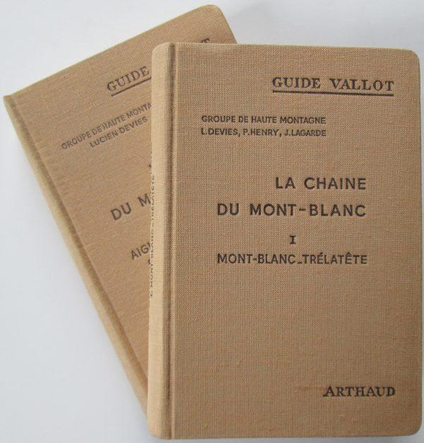 La Chaîne du Mont-Blanc 1 et 2
