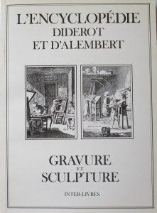 Diderot d'Alembert Gravure