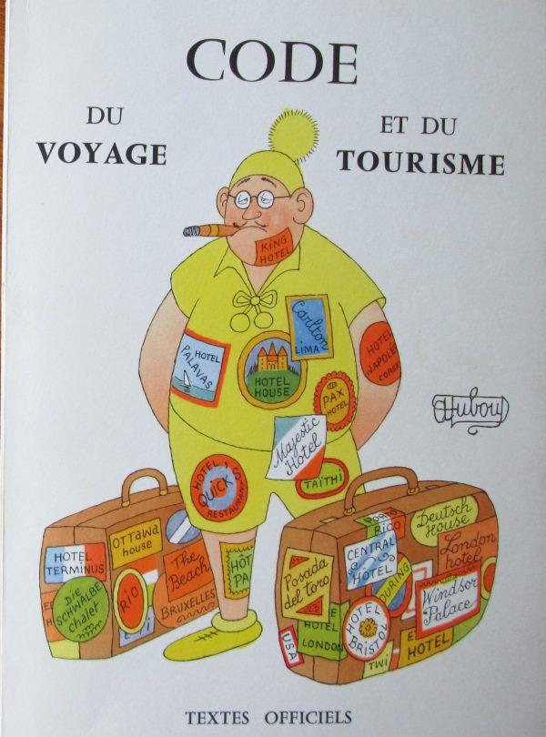 Code voyage et tourisme