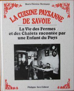 paysanne de Savoie