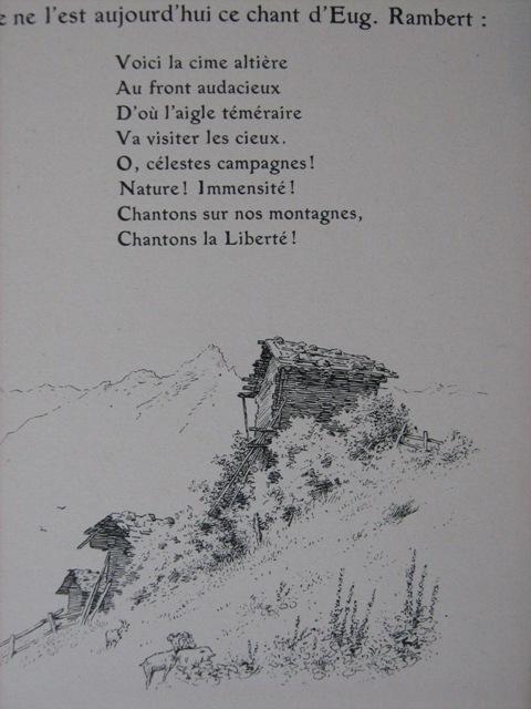 l'Alpe fleurie