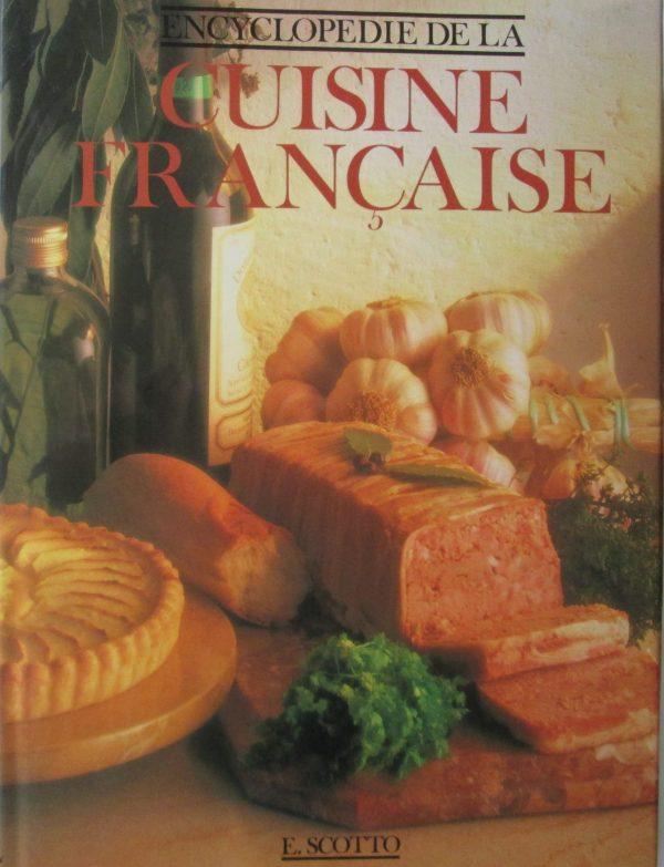 Encyclopédie cuisine française