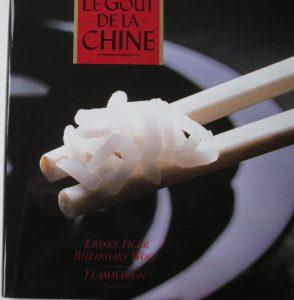 goût de la Chine