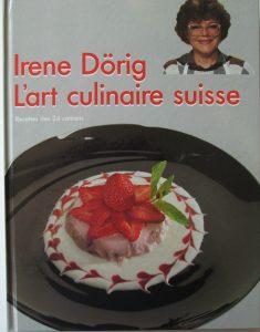 art culinaire suisse