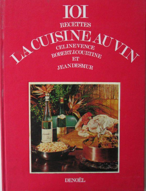 cuisine au vin