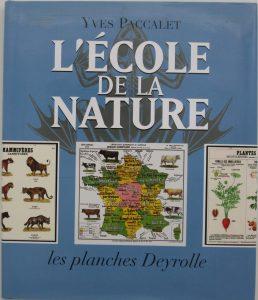 l'école de la nature