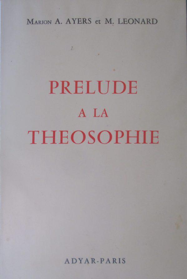 Prélude théosophie