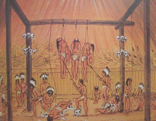 Vie des tribus indiennes