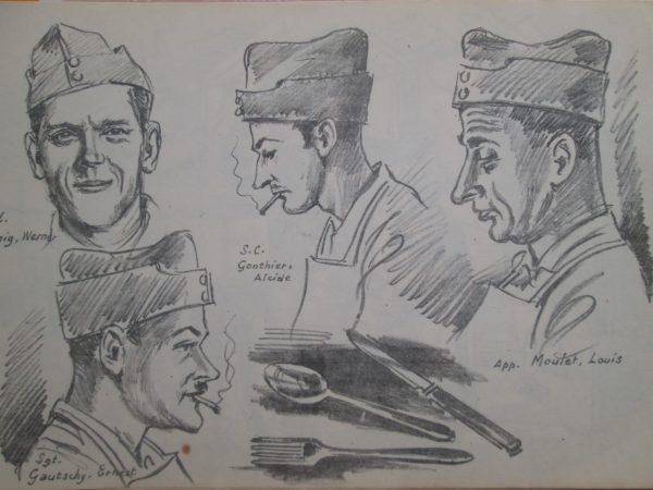 Mobilisations 1944