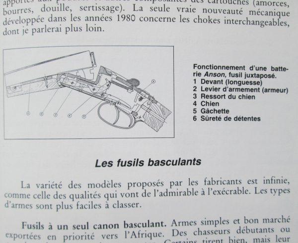 arme de chasse aujourd'hui