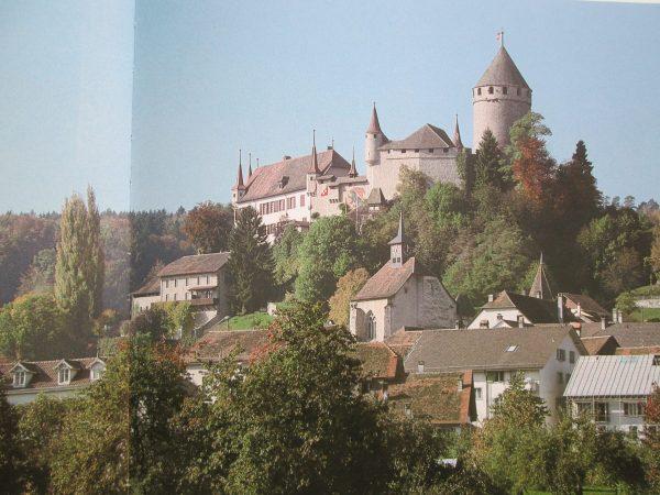 Pays Vaud Ramuz