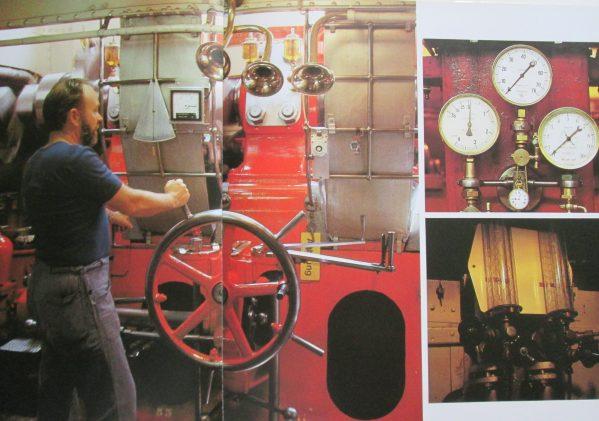 Trains bateaux à vapeur