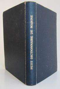 dictionnaire de marine