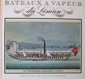 Bateaux à vapeur du Léman