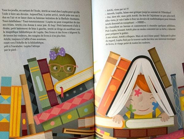 Lupita - livres pour enfants