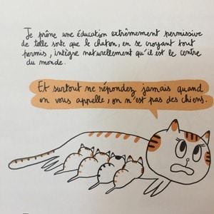 Elever son chaton -Vivre vieux et gros - Michel Plée
