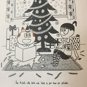 Le chat et les cartons - Vivre vieux et gros - Michel Plée