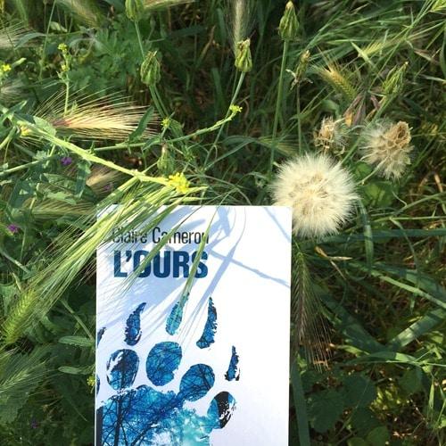 L'ours - Claire Cameron - roman inspiré d'une histoire vraie