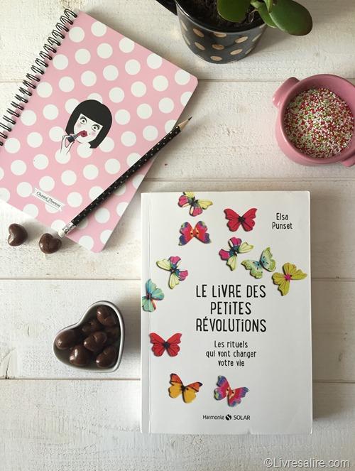 Le livre des petites révolutions par Elsa Punset