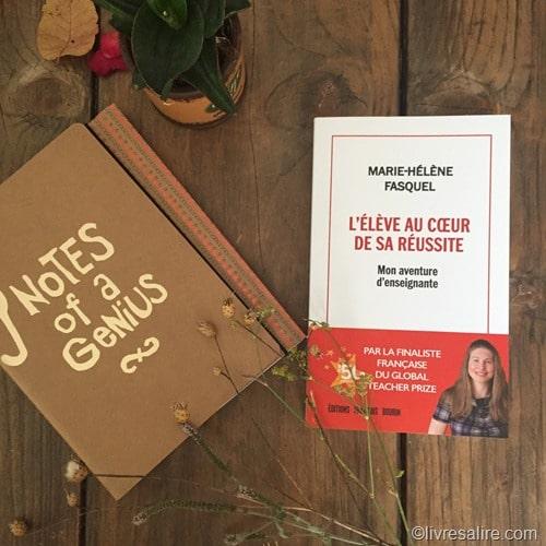 L'élève au coeur de sa réussite - marie-Helene Fasquel