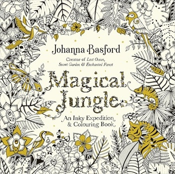 Coloriage Magical Jungle