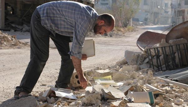 Daraya - Les passeurs de livres