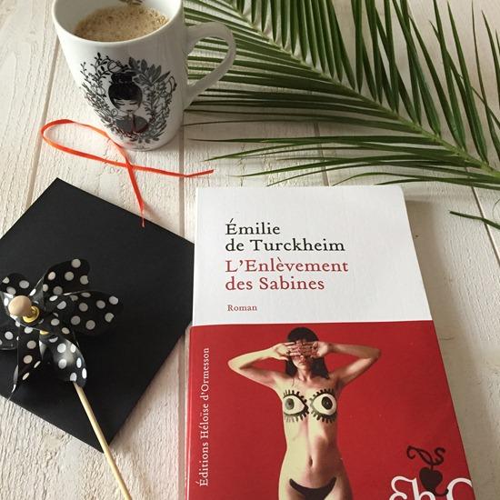 Emilie de Turckheim - l'enlèvement des Sabines