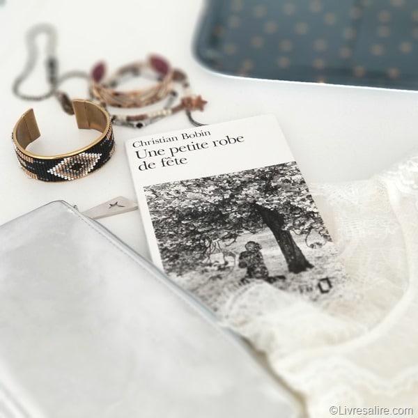 Christian Bobin - Une petite robe de fete
