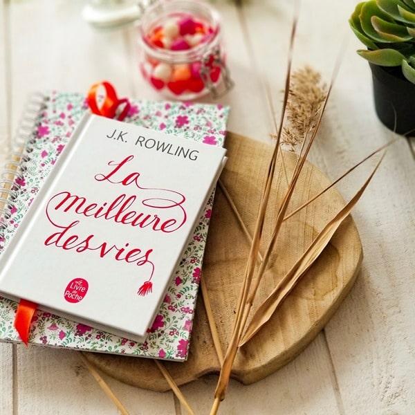 La meilleure des vies - JK Rowling -Emma Perie - Livres a lire