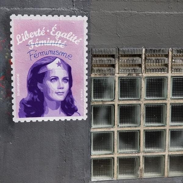 Visite Paris - Street art La Butte aux cailles (3)